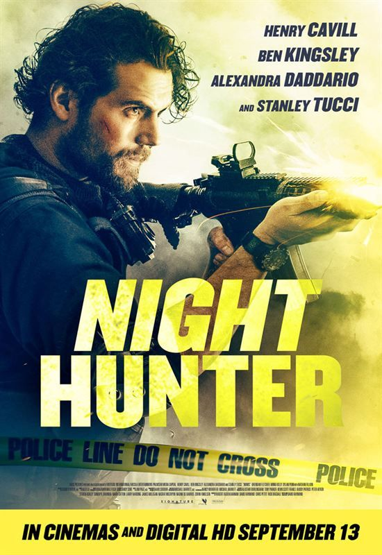 Night Hunter 2018 COMPLETE BLURAY-TAPAS