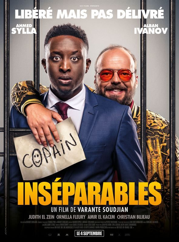 Inseparables 2019 MULTi 1080p BluRay Remux AVC DTS-HD MA 5 1-OZEF