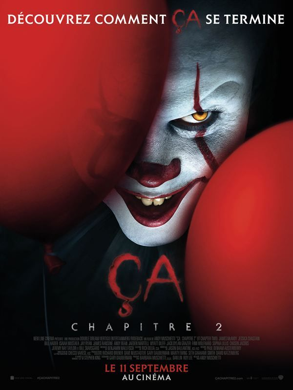 It Chapter Two 2019 MULTi TRUEFRENCH 1080p HDLight x264 AC3-TOXIC