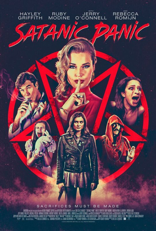 Satanic Panic 2019 FRENCH BDRip XviD-EXTREME Taille totale : 696 Mo