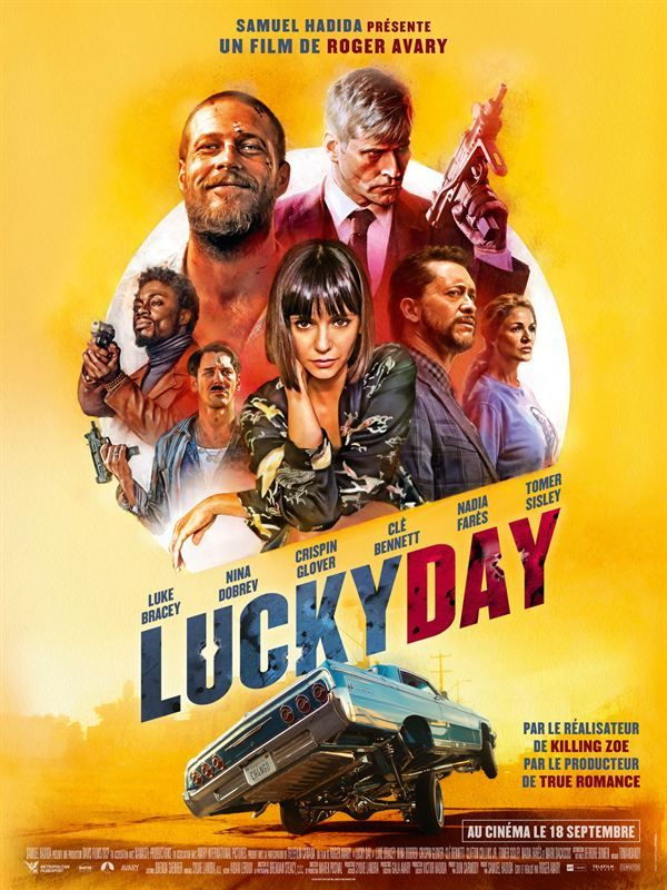 Lucky Day 2019  FRENCH 1080p HDLight x264 AC3-TOXIC