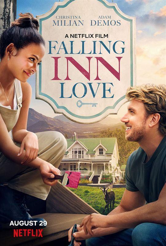 Falling Inn Love 2019 FRENCH WEB-DL720p AVC AAC