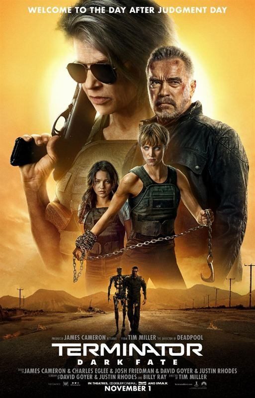 Terminator Dark Fate 2019 VFQ BDRip XviD-EXTREME