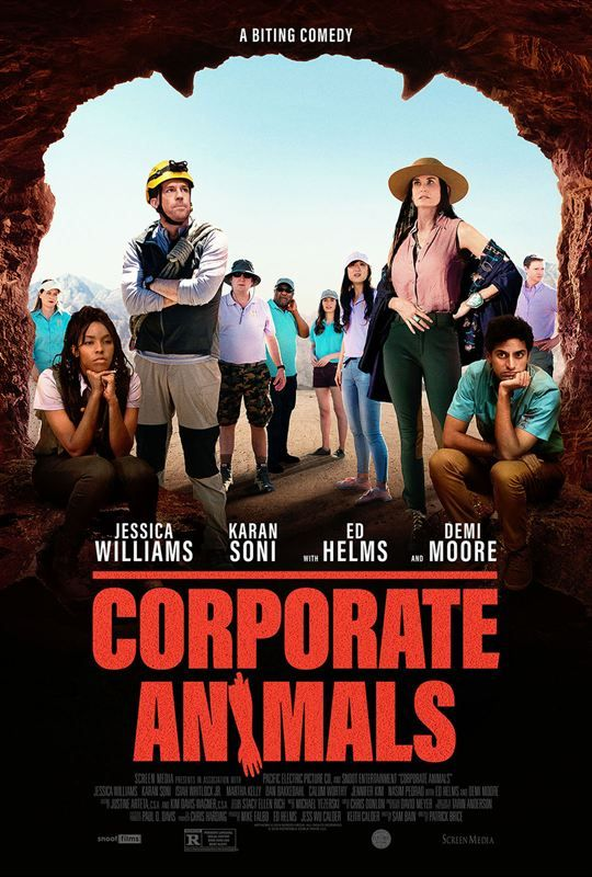 Corporate Animals 2019 FRENCH 720p BluRay x264 AC3-EXTREME