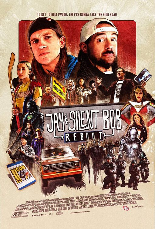 Jay and Silent Bob Reboot 2019 MULTi 1080p HDLight x264 AC3-EXTREME