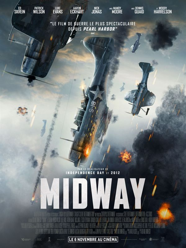 Midway 2019 FRENCH 1080p WEBRip x264-TOXIC