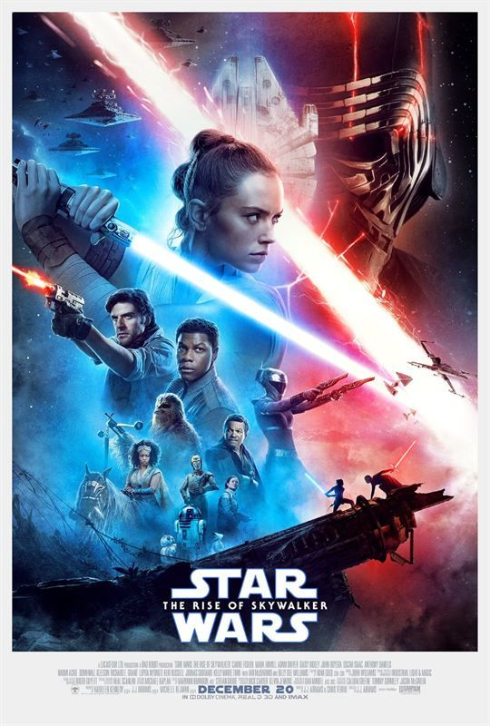 Star Wars l'Ascension de Skywalker 3D 2D 2019 Full BluRay VFF Multi True French ISO BDR50 MPEG-4 DTS-HD Master FreexOptique