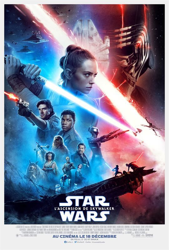 Star Wars Episode IX The Rise of Skywalker 2020 FRENCH HDRip XviD-FuN avi
