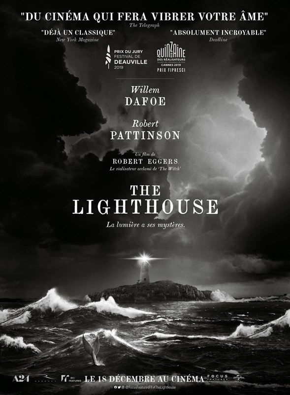 The Lighthouse 2019 FRENCH BDRiP x264 AC3-Slay3R
