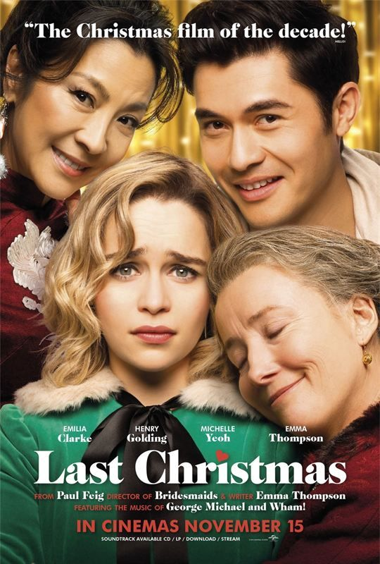Last Christmas 2019 MULTi 1080p BluRay 6CH x265 10bit HEVC-HVN77