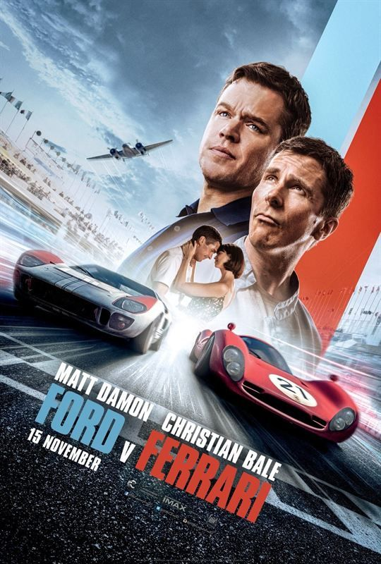 Ford V Ferrari 2019 VOST 720p BluRay x264-AAA