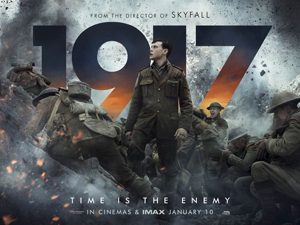 1917 2019 MULTI 1080p 10bit BluRay 6CH x265 HEVC  Exclusivité