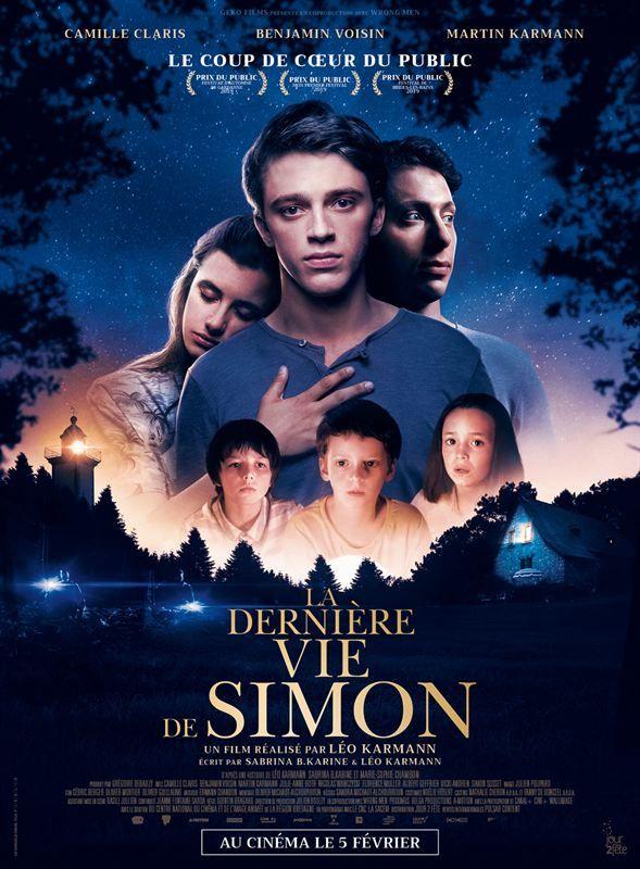 La Derniere Vie De Simon 2020 FRENCH HDRip XviD-PREUMS