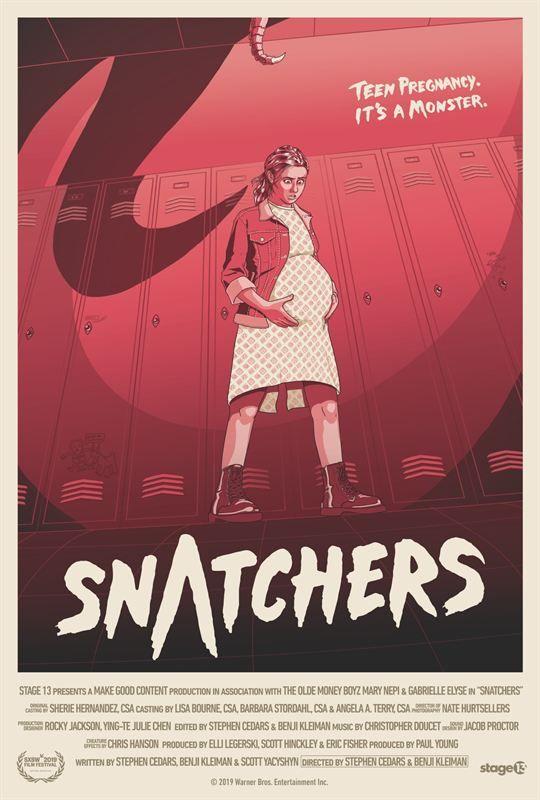 Snatchers 2019 MULTi 1080p BluRay REMUX AVC DTS-HD MA 5 1-OZEF