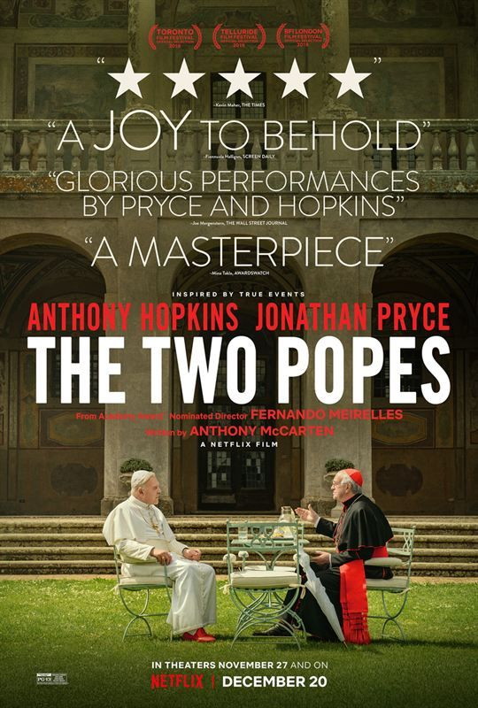 The Two Popes 2019 FRENCH WEBRip XviD-EXTREME