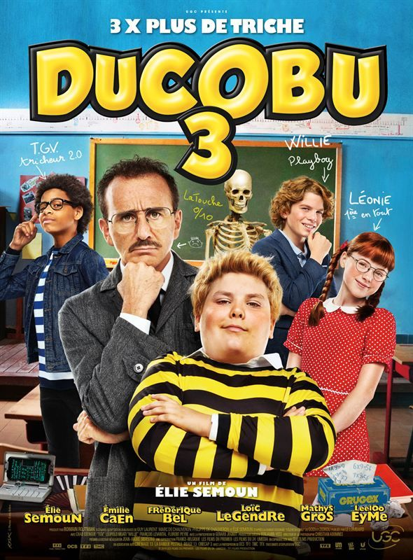 Ducobu 3 2020 FRENCH 1080p BluRay x264-WEEDS Exclusivité