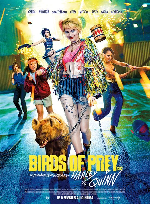 Birds Of Prey And The Fantabulous Emancipation Of One Harley Quinn 2020 MULTi 1080p BluRay REMUX AVC-BEO