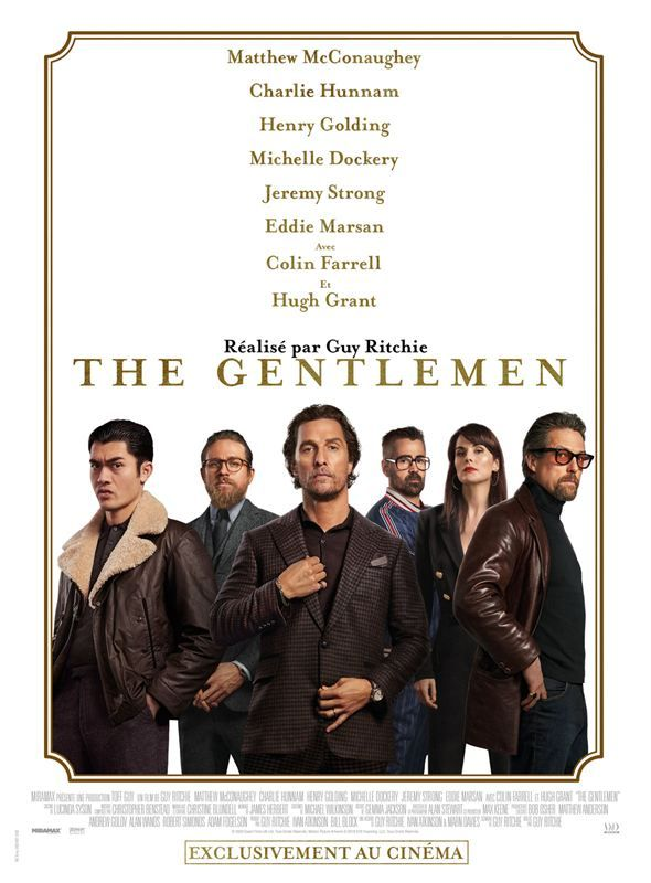 The Gentlemen 2020 MULTI VFQ 1080p 10Bit BluRay 6CH x265 HEVC Exclusivité