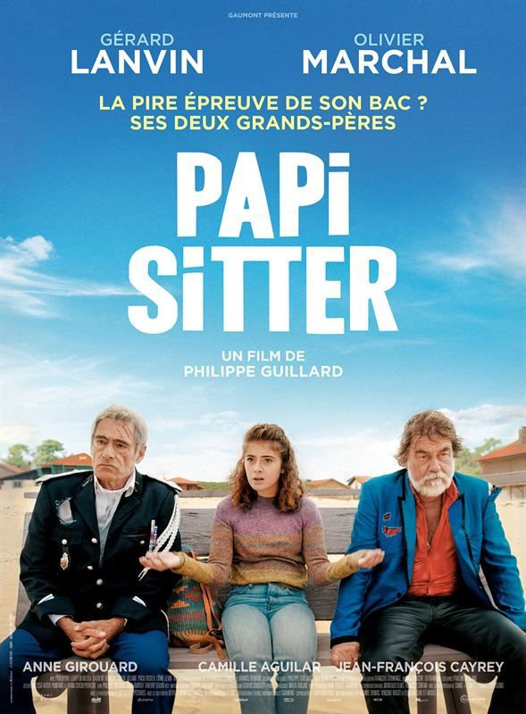 Papi-Sitter 2020 FRENCH WEBRip XviD