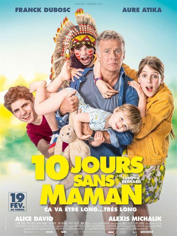 10 Jours Sans Maman French Webrip 720p ACC x264-Arezia