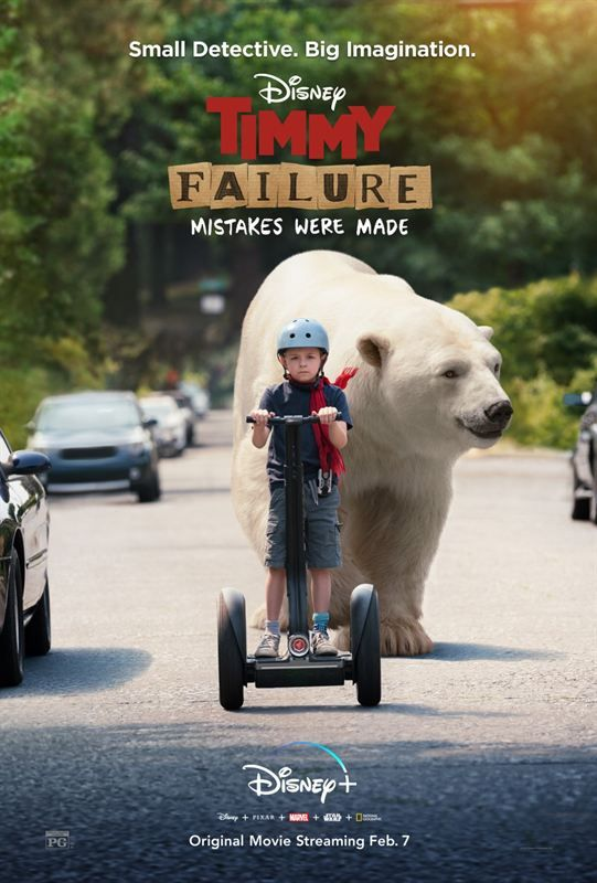 Timmy Failure Mistakes Were Made 2020 FRENCH WEBRip XviD-EXTREME