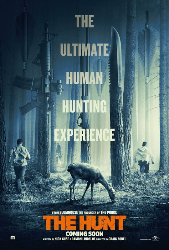 The Hunt 2020 MULTI VFQ 1080p 10Bit WEBRip 6CH x265 HEVC  Exclusivité