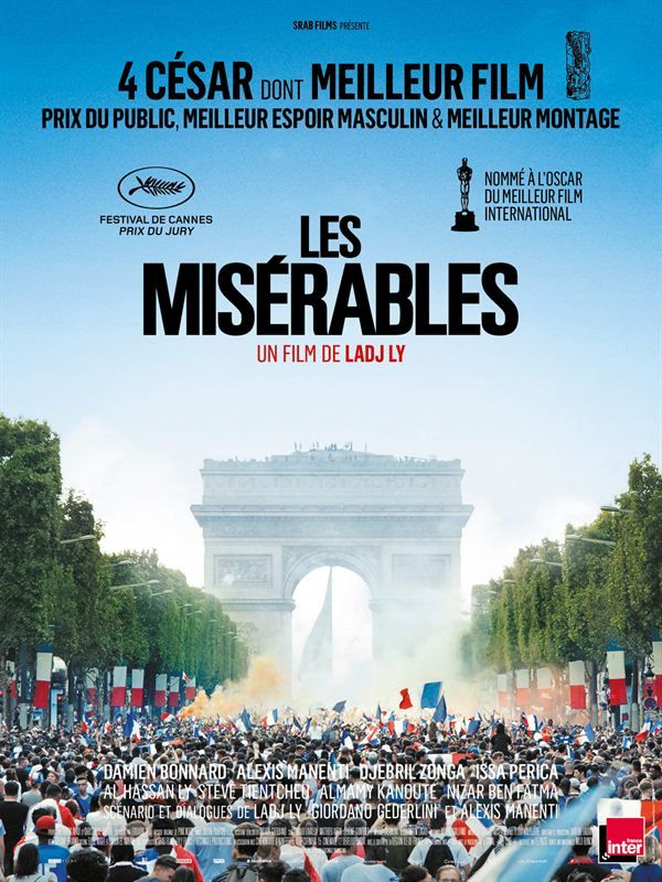 Les Miserables 2019 FRENCH 720p BluRay HDLight x264 AC3-EXTREME