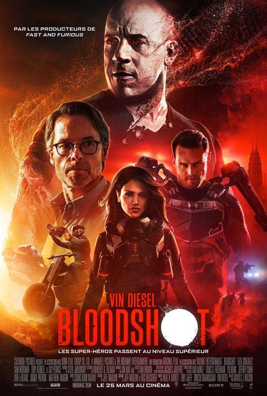 Bloodshot 2020 FRENCH 720p BluRay x264-UKDHD