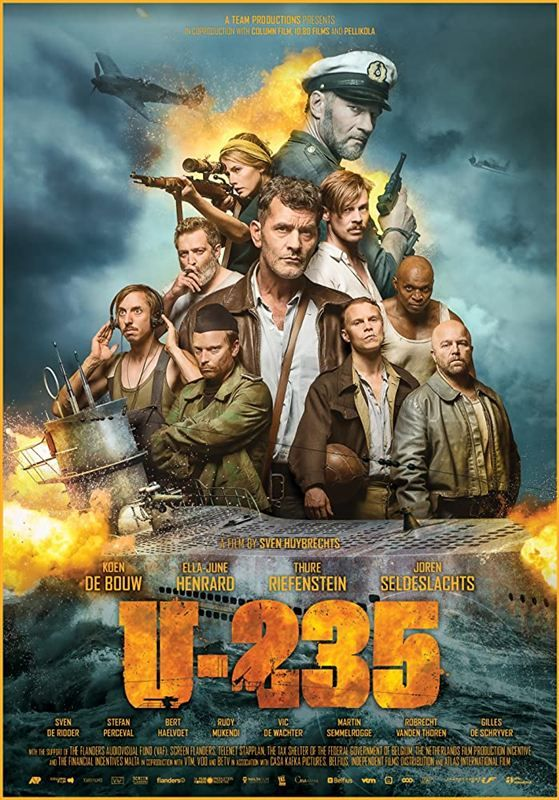 U-235 2019 MULTi 1080p BluRay x264 AC3-EXTREME