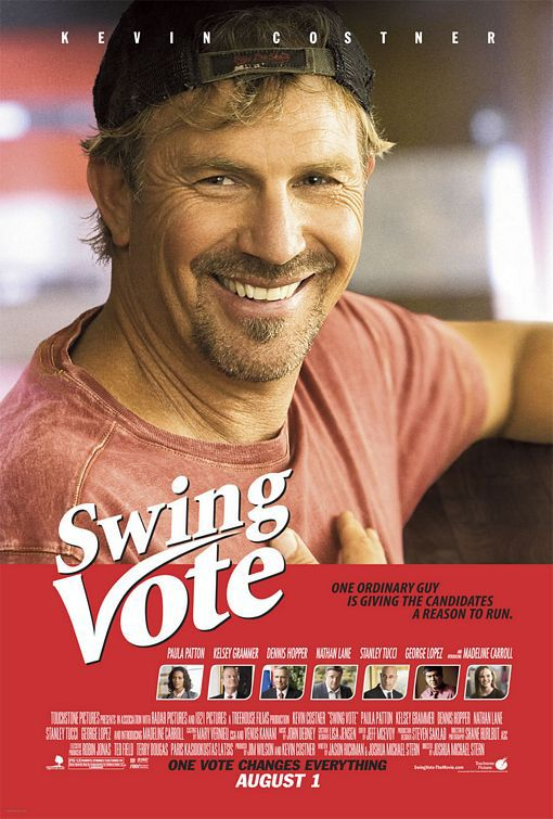 Swing Vote 2008 FRENCH DVDRip XviD-TAD™