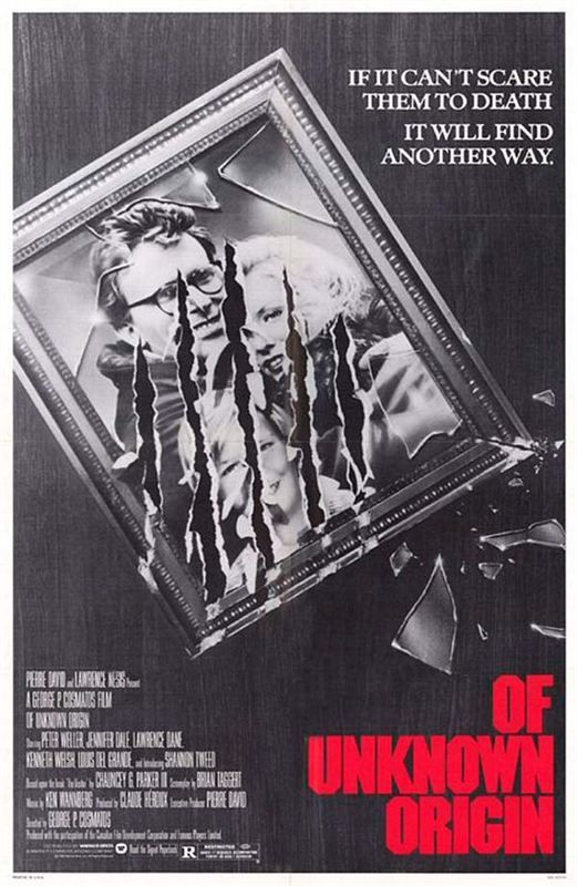 Of Unknown Origin 1983 FRENCH DVDRiP XviD-CiNEPHiLE (Terreur à domicile)