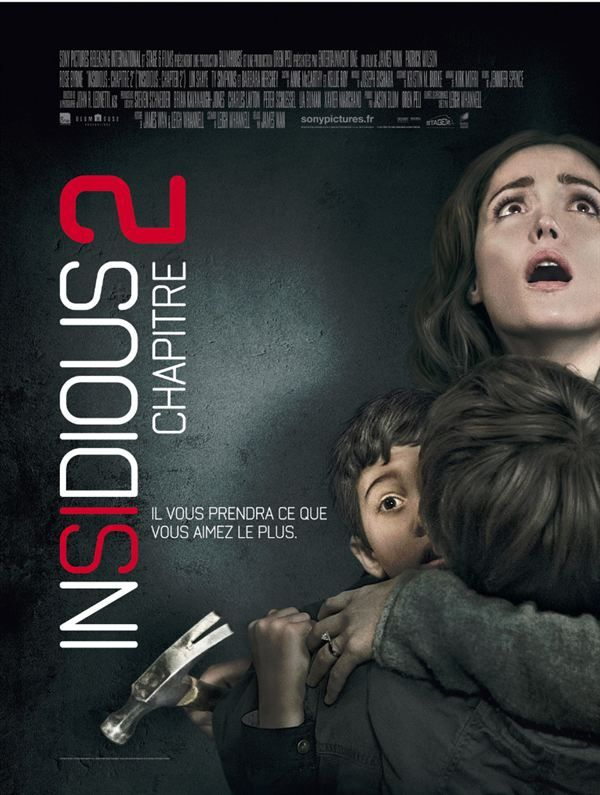 Insidious Chapitre 2 2013 Multi Truefrench 1080p Bluray Remux AVC-ONLY