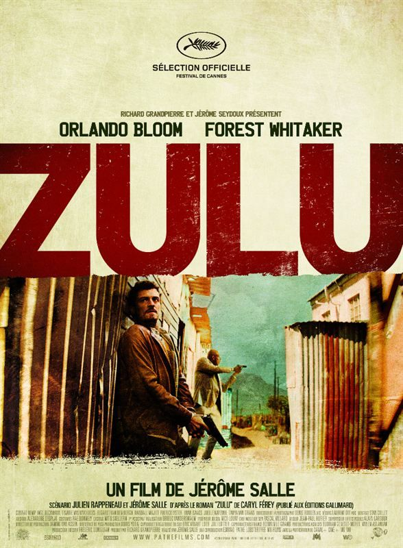 Zulu 2013 MULTI 1080P BluRay Remux VC-1 DTS-HD MA