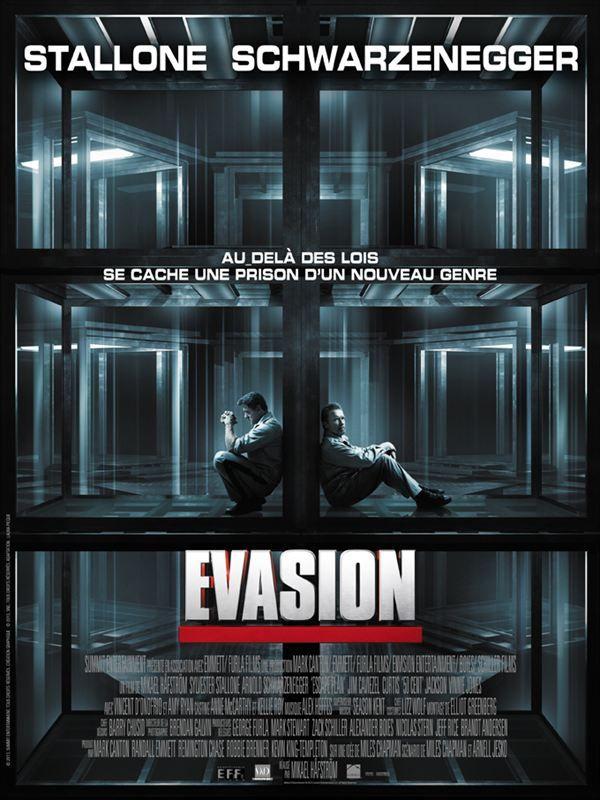EVASION (ESCAPE PLAN) (2013) VFF 2160P 10BIT BLU-RAY 4KLIGHT HDR X265 DTSMA-NÉO