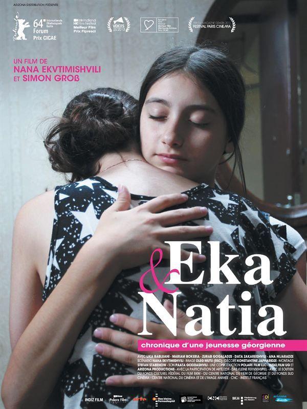 EKA ET NATIA  CHRONIQUE  D'UNE JEUNESSE GEORGIENNE 2013 DVDRIP VOSTFR X264 AC3-Bonzai679