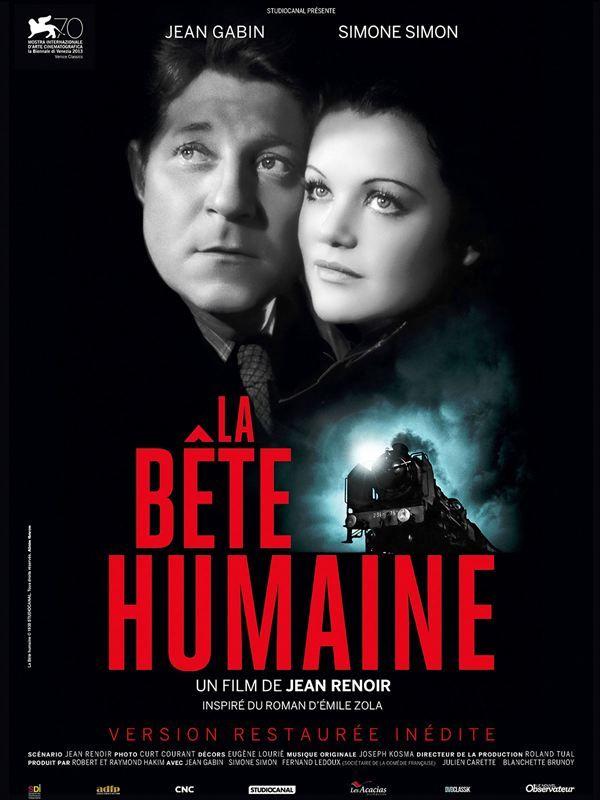 La bête humaine 1938 1080p VOF Bluray Remux DTS-HD MA AVC-FtLi