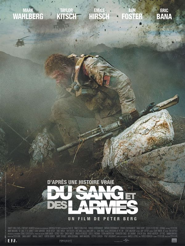 Du Sang et des Larmes 2013 Multi 1080p BluRay Remux AVC DTS-HDMA