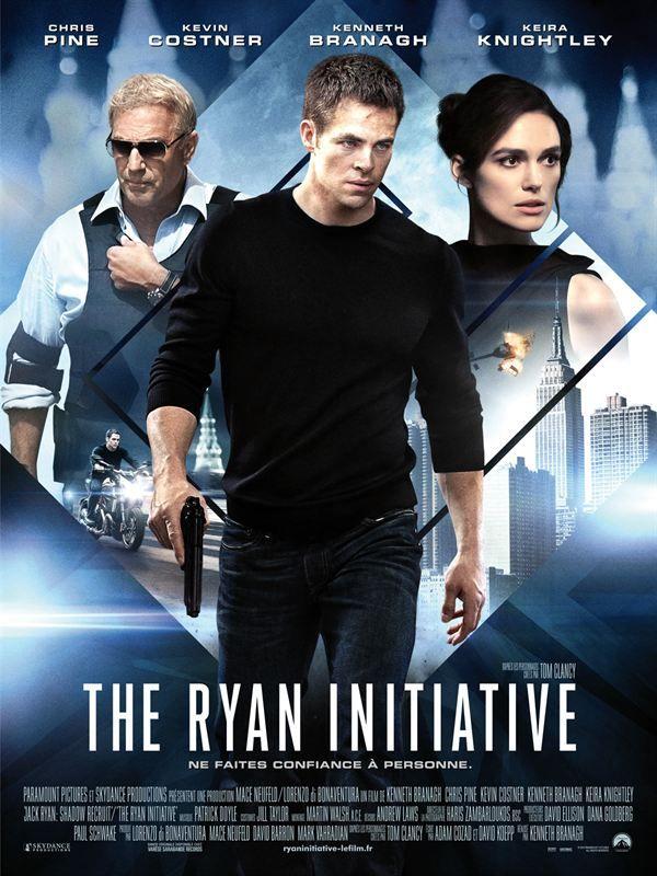The Ryan Initiative 2014 FRENCH 720p BluRay x264 ac3