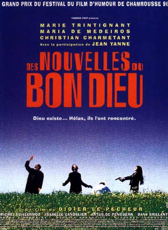 Des nouvelles du bon Dieu (1996) [Didier Le Pêcheur] DVDRIP X264 AC3 VOF REPACK Sxk