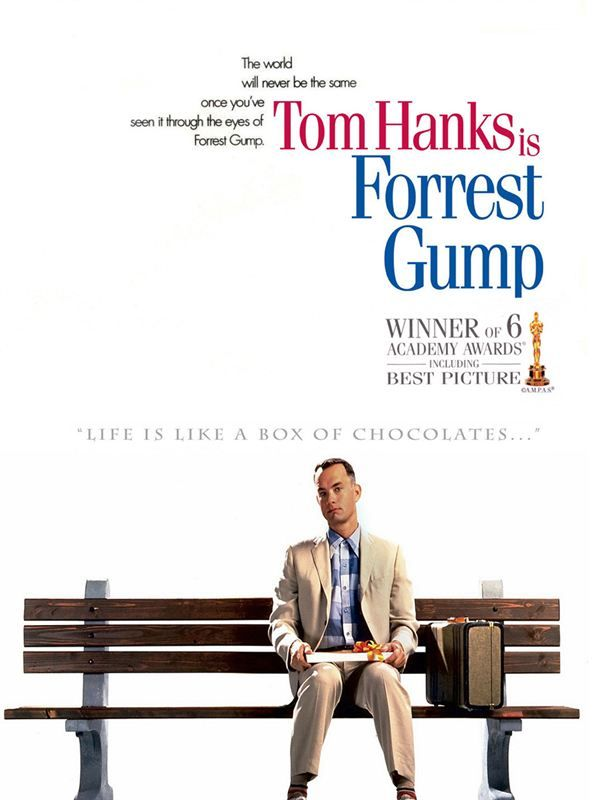Forrest Gump (1994) 2160P 4Klight Bluray Uhd Hevc X265 10 Bit Aac 5 1