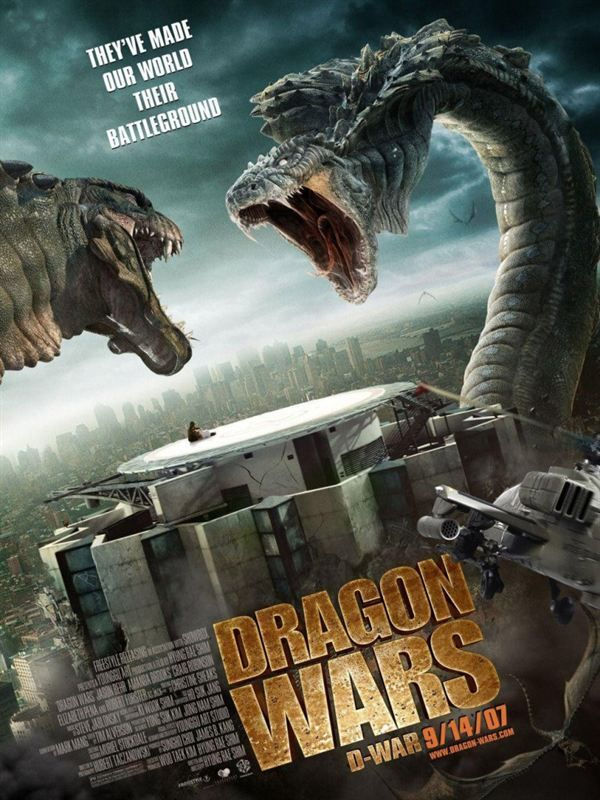 Dragon Wars 2007 MULTi 1080p BluRay x264-MUxHD [D-War La guerre des dragons]