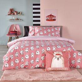 Πάπλωμα Παιδικό Beagle Pink Kentia