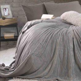 Κουβέρτα UltraSonic Grey Ρυθμός