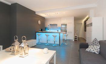 Oostende - Apt 2 Slpkmrs/Chambres - Blue