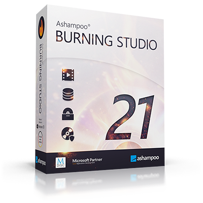 Ashampoo Burning Studio v21.6.0.60 - ITA