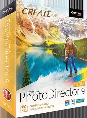 CyberLink PhotoDirector Ultra 9.0.2406.0 - ITA