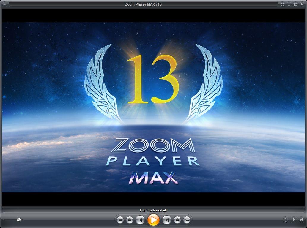 Zoom Player MAX 13.0 Build 1300 - ITA