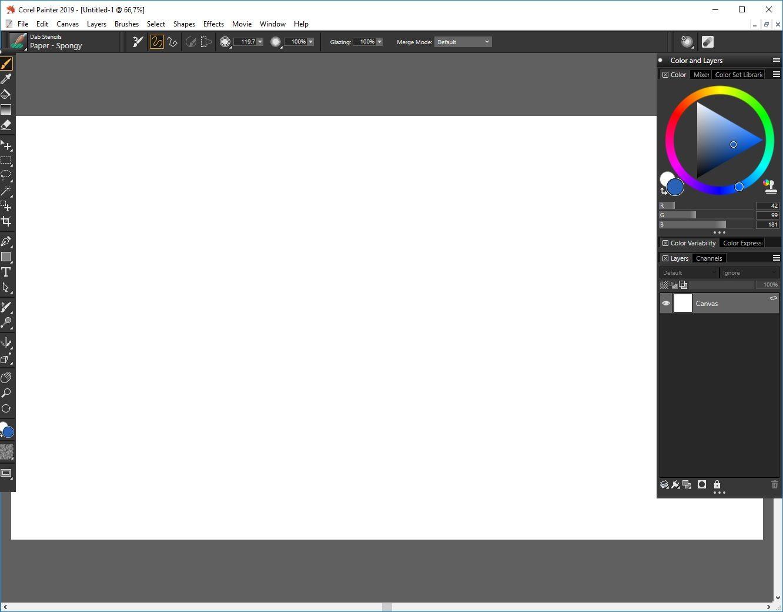 [MAC] Corel Painter 2019 v19.1.0.487 MacOSX - ENG