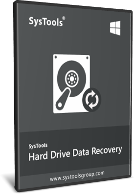 SysTools Hard Drive Data Recovery v11.0.0.0 - ENG