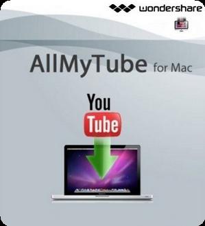[MAC] Wondershare AllMyTube 7.4.0.1 macOS - ITA